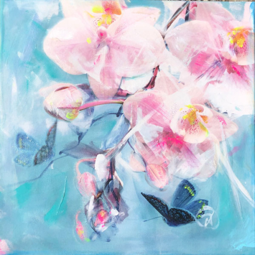 daniela_filippelli_art_contemporaryart_atelier_wil_zuerich_paris_rom_berlin_newyork_hollywood__artbasel_miamibeach_gallery_woman_flowers_orchidee_43x43